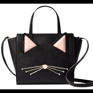 Jazz Things Up Cat Mini Hayden with Shoulder Strap